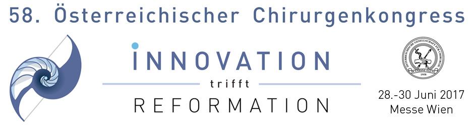 58. Österreichischer Chirurgenkongress